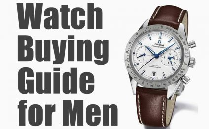 Watch Buying Guide for Men: 5