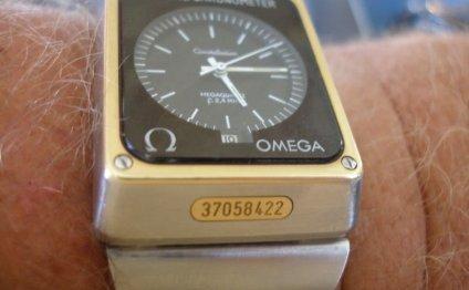Chronometer Omega ever made