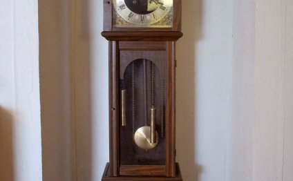 Grandfather Clock Does