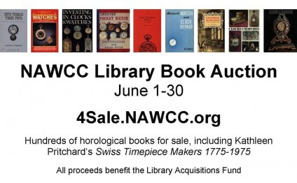 NAWCC Book Auction added Info