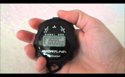 Sportline 220 Stopwatch