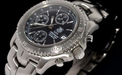 Tag Heuer, 43mm Link