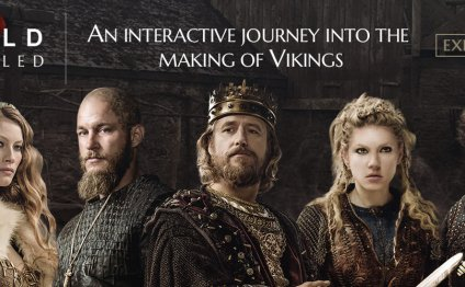 Vikings – A World Revealed