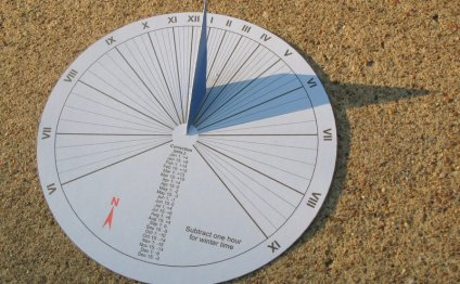 How to make a Sundial Clock?