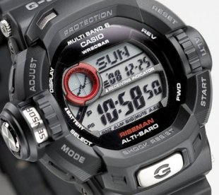 Casio - Top Ten Watch Brands