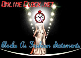Clocks As Fashion Statements