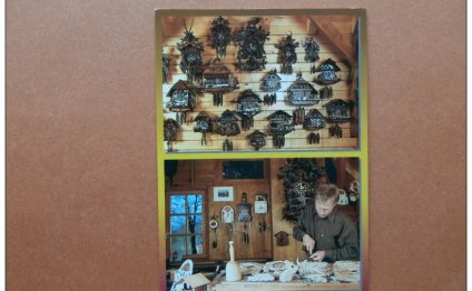 History of cuckoo clocks