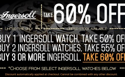 Ingersoll watches history