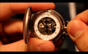 Pocket Watch invention