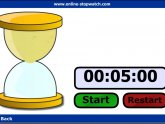 Visual Online Timer