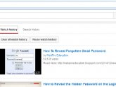 YouTube video history videos Watch