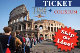Ticket Time Elevator + Coliseum