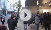 Apple Store Perth Grand Opening