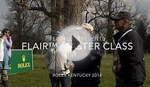 FLAIR™ MASTER CLASS: Rolex Kentucky 2014 XC - The First