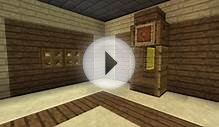 Grandfather Clock | Detail - Minecraft Building Inc