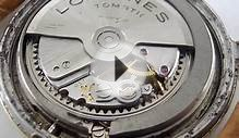 Longines Automatic watch movement Cal.341 Running.
