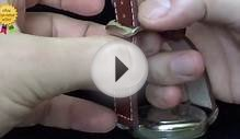 Longines. Pocket movement to wristwatch case