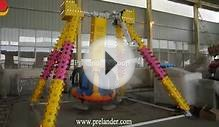 Mini Pendulum , crazy party - rides for kids , mall ride