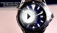 Omega Seamaster Professional Chronometer 2255.80 Electric