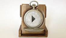 ROSKOPF POCKET WATCH 1ST PRIZE PARIS 1900 (RUNNING PERFECTLY)