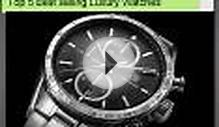 Top 5 Best selling Luxury Watches