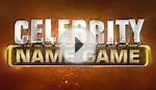 Watch Celebrity Name Game Free Online